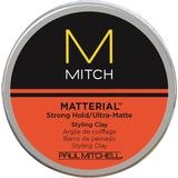 Hair Wax Paul Mitchell Matterial Styling Hair Clay 85ml