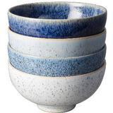 Soup Bowls Denby Studio Blue Soup Bowl 4 pcs 0.48 L
