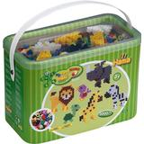 Beads Hama Maxi Beads & Pegboards in Bucket 8804