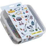 Hama Mini Beads & Pegboards in Box 5403