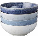 Soup Bowls Denby Studio Blue Soup Bowl 4 pcs 0.82 L
