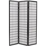 Room Dividers vidaXL 3 Panels Japanese Style 120cm