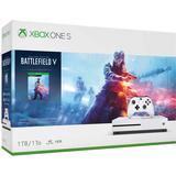 Microsoft Xbox One S 1TB - Battlefield V