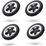 Wheels Bugaboo Donkey/Donkey2 Foam Wheels Replacement Set