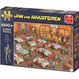 Classic Jigsaw Puzzles Jumbo Jan Van Haasteren Darts 1000 Pieces