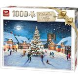 King Christmas Village 1000 Pieces