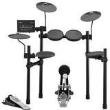 Drums & Cymbals Yamaha DTX452K