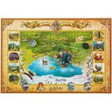4D Jigsaw Puzzles Harry Potter Hogwarts 4D Puzzle 543 Pieces