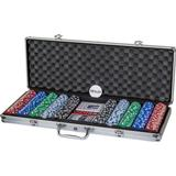 Board Games for Adults Pokerset 500 Marker