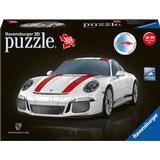 3D-Jigsaw Puzzles Ravensburger 3D Puzzle Porsche 911 108 Pieces