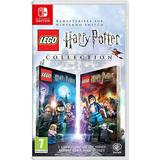 Nintendo Switch Games Lego Harry Potter Collection