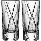 Shot Glasses Orrefors City Shot Glass 5 cl 2 pcs