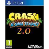Crash bandicoot ps4 PlayStation 4 Games Crash Bandicoot N.Sane Trilogy 2.0