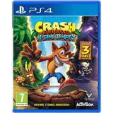 Crash bandicoot ps4 PlayStation 4 Games Crash Bandicoot N. Sane Trilogy