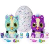Soft Toys Spin Master Hatchimals Hatchibabies Ponette