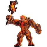 Toys Schleich Lava Golem with Weapon 42447