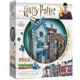 Wrebbit Harry Potter Ollivanders Wand Shop & Scribbulus