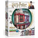 3D-Jigsaw Puzzles Wrebbit Harry Potter Quality Quidditch Supplies & Slug & Jiggers