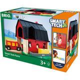 Train Track Extensions BRIO Smart Tech Farm 33936