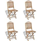 Outdoor Furniture vidaXL 271715 4-pack Garden Dining Chair