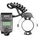 Camera Flashes Kenro Macro Ring Flash KFL201 for Canon
