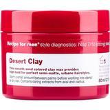 Hair Wax Recipe for Men Desert Clay Wax 80ml