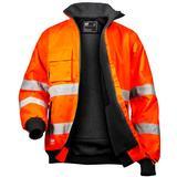 Bomber Jacket - Breathable Work Jacket Helly Hansen Alta Pilot Jacket (71371)