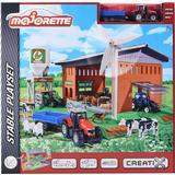 Play Set Majorette Creatix Farm Stable Playset