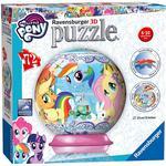 Ravensburger 3D Puzzle Ball My Little Pony 72 Pieces