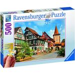 Ravensburger Gengenbach Germany 500 Pieces