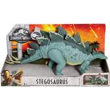Action Figures Mattel Jurassic World Action Attack Stegosaurus