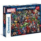Clementoni Impossible Marvel 1000 Pieces