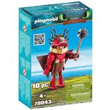 Action Figures Playmobil Snotlout with Flight Suit 70043