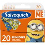 Plasters Salvequick Minions 20-pack