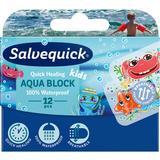 Salvequick Aqua Block Kids 12-pack