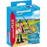 Action Figures Playmobil Fisherman 70063
