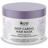 Hair Products Ikoo Deep Caring Mask Detox & Balance 200ml