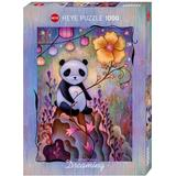 Classic Jigsaw Puzzles on sale Heye Dreaming Panda 1000 Pieces