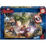 Jigsaw Puzzles Educa Marvel Avengers 1000 Pieces