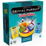 Board Games Hasbro Trivial Pursuit Family