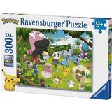 Jigsaw Puzzles Ravensburger Pokemon Puzzle 300 Pieces