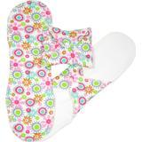 Cloth Menstrual Pads Imsevimse Tygbindor Natt Large 3-pack