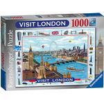 Ravensburger Visit London! 1000 Pieces