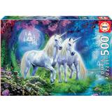Educa Unicorns in The Forest 500 Pieces