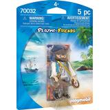 Playmobil pirate Toy Figures Playmobil Playmo Friends Pirate 70032