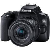 Digital SLR Canon EOS 250D + EF-S 18-55mm IS STM