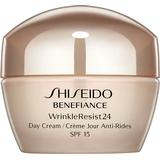 Facial Creams Shiseido Benefiance Wrinkle Resist 24 Day Cream SPF15 50ml