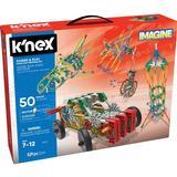 Construction Kit K Nex Imagine Power & Play Motorized Building Set