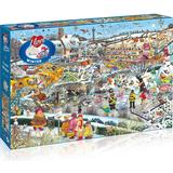 Gibsons I Love Winter 1000 Pieces