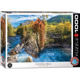 Classic Jigsaw Puzzles Eurographics Crystal Mill 1000 Pieces